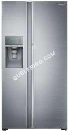 frigo SAMSUNG Réfrigérateur Combiné  RH57H90507F  Classe A+ Métal solide