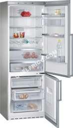 frigo SIEMENS Réfrigérateur Combiné  KG49NAI32  Classe A++ Acier inoxydable