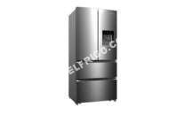 refrigerateur americain signature r frig rateur am ricain sfdoor5302x aqua simili inox moins cher. Black Bedroom Furniture Sets. Home Design Ideas