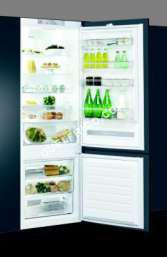frigo WHIRLPOOL Réfrigérateur combiné encastrable SP40800 Combi Intég SP40800