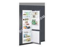 frigo WHIRLPOOL Réfrigérateur combiné 275 litres  ART6614/A+SF