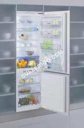 refrigerateur avec congelateur whirlpool refrig rateur cong lateur encastrable art481a moins cher. Black Bedroom Furniture Sets. Home Design Ideas