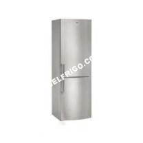 refrigerateur avec congelateur whirlpool r frig rateur combin wbe3335nfcts moins cher. Black Bedroom Furniture Sets. Home Design Ideas