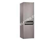 frigo WHIRLPOOL Réfrigérateur Combiné  BSNF 8773 OX  Classe A+++ Finition inox