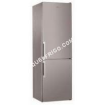 frigo WHIRLPOOL  Réfrigérateur Réfrigérateur/congélateur - p libre - congélateur bas