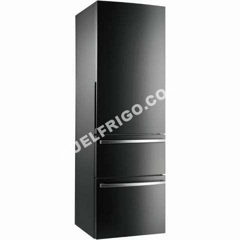 frigo gris anthracite table de cuisine. Black Bedroom Furniture Sets. Home Design Ideas