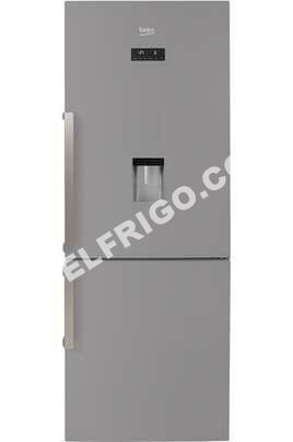 refrigerateur 1 porte 359 l beko rsse415ds. Black Bedroom Furniture Sets. Home Design Ideas