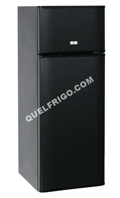 Refrigerateur valberg noir table de cuisine - Frigo table top noir ...