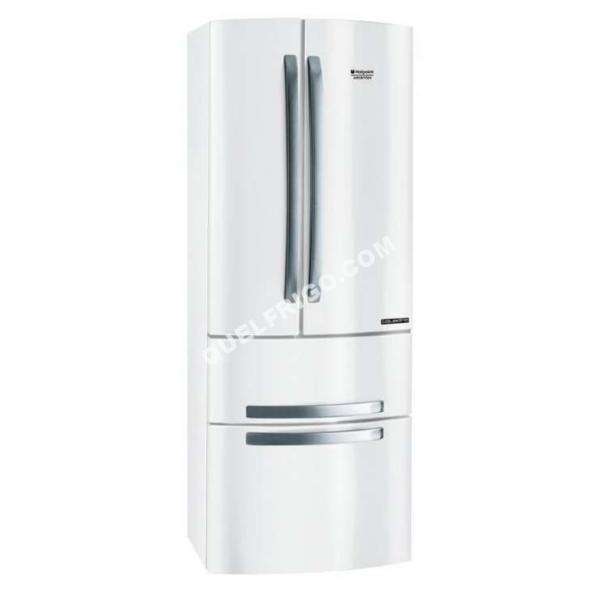 refrigerateur 4 portes hotpoint ariston 4dbha. Black Bedroom Furniture Sets. Home Design Ideas