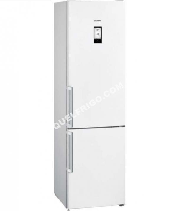 cd0a2645b3bcca SIEMENS   kg39naw35 réfrigérateur combiné 60cm 366l a no frost blanc ...