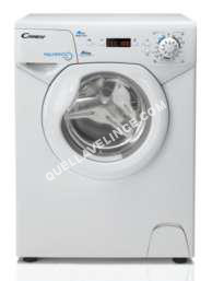 candy lave linge gain de place aqua1042d1 4 kg 1000 t min moins cher. Black Bedroom Furniture Sets. Home Design Ideas