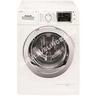 lave-linge BRANDT BWF5Q9YCW machine  laver  chargement frontal  pose libre  blanc