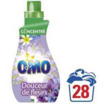 lave-linge   OMO Petit et Puissant Jasmin 28 Lavages 1l