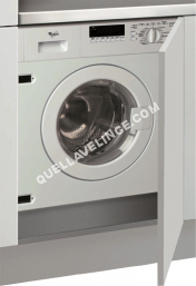 lave linge hublot whirlpool awod 00 machine laver int grable niche largeur 60 cm profondeur. Black Bedroom Furniture Sets. Home Design Ideas