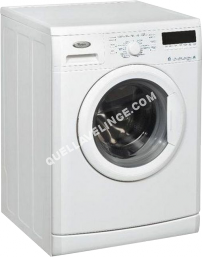 lave linge hublot whirlpool awod 241 machine laver pose libre largeur 59 5 cm profondeur. Black Bedroom Furniture Sets. Home Design Ideas