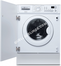 lave linge hublot electrolux ewg12410w machine laver. Black Bedroom Furniture Sets. Home Design Ideas