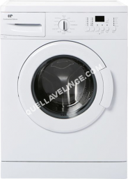 lave linge hublot continental edison cll120 machine. Black Bedroom Furniture Sets. Home Design Ideas