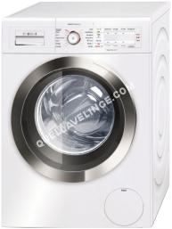 lave-linge BOSCH HomeProfessional WAY32590FF  Machine à laver  pose libre  hauteur : 5 cm  chargement frontal  65 litres   kg  1600 tours/min