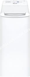 lave-linge BRANDT WTC117F  Machine à laver  indépendant  largeur : 40 cm  profondeur : 0 cm  hauteur : 85 cm  chargement par le dessus  42 litres   kg  1100 tours/min  blanc