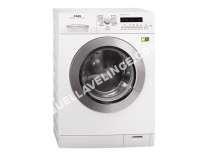 lave-linge AEG LAVAMAT LÖKO+++FL  Machine à laver  indépendant  hauteur : 5 cm  chargement frontal   kg  1400 tours/min  blanc