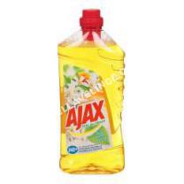 lave-linge AJAX Nettoyant multiusages Fleur d'oranger  Nettoie en profondeur  1,250