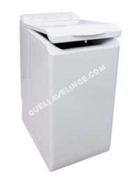lave-linge AYA Lave-linge top  ALT1051DN Blanc