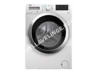 lave-linge BEKO WDW5143  Machine à laver séchante  indépendant  largeur : 60 cm  profondeur : 54 cm  hauteur : 4 cm  chargement frontal  55 litres   kg  1400 tours/min  blanc