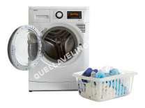 lave-linge BEKO WDA6160  Machine à laver séchante  indépendant  largeur : 60 cm  profondeur : 63 cm  hauteur : 84 cm  chargement frontal  63 litres   kg  1400 tours/min  blanc