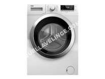 lave-linge BEKO WDW5122  Machine à laver séchante  indépendant  largeur : 60 cm  profondeur : 54 cm  hauteur : 4 cm  chargement frontal  55 litres   kg  1200 tours/min  blanc