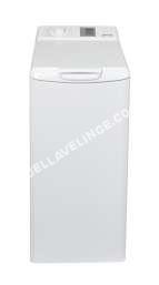 lave-linge BELLAVITA Lave-linge top  Kg  WT 120 A++ WSCA