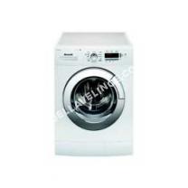lave-linge BRANDT BWF4TCW  Machine  laver  pose libre  largeur : 59.5 cm  profondeur : 56.5 cm  hauteur : 5 cm  chargement frontal  60 litres   kg  1400 tours/min  blanc