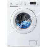 lave-linge BRANDT EWF142GZW  Machine à laver  freestanding  largeur : 60 cm  profondeur : 52.2 cm  hauteur : 5 cm  chargement frontal  52 litres   kg