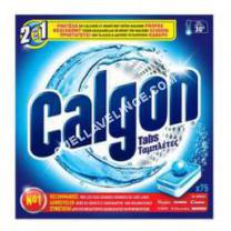 lave-linge Calgon S39 Paquet de 75 tablettes anticalcaire pour lavelinge  Tabs  en