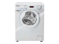 lave-linge CANDY  AQUAMATIC Aqua 1042 D1 - Machine à laver - pose libre - largeur : 51 cm - profondeur : 44 cm - hauteur : 69.5 cm - chargement frontal - 30 litres - 4 kg - 1000 tours/min - bla