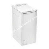 lave-linge CANDY  Machine à laver séchante CLT G3652D-S - Machine à laver - pose libre - largeur : 40 cm - profondeur : 60 cm - hauteur : 85 cm - chargement par l