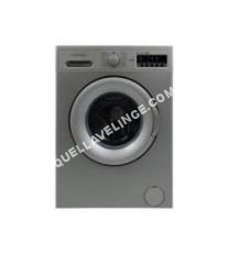 lave linge hublot daewoo lave linge hublot dwd mv1227 silver moins cher. Black Bedroom Furniture Sets. Home Design Ideas