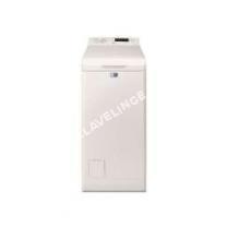 lave-linge ELECTROLUX TimeCare EWT13AZ2  Machine à laver  indépendant  largeur : 40 cm  profondeur : 0 cm  hauteur : 89 cm  chargement par le dessus  42 litres   kg  1300 tours/min