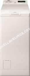 lave-linge ELECTROLUX EWT1366HZW
