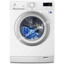 lave-linge ELECTROLUX DualCare EWW1688SWG  Machine à laver séchante  indépendant  largeur : 60 cm  profondeur : 60.5 cm  hauteur : 85 cm  chargement frontal  66 litres  8 kg  1600 tours/min