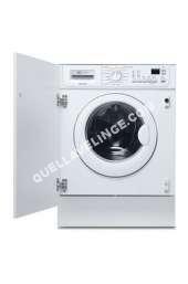 lave-linge ELECTROLUX Lave linge sechant eastrable EWX127410W