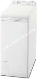 lave-linge FAURE FWQ42C  Machine à laver  indépendant  chargement par le dessus  42 litres   kg  200 tours/min  blanc