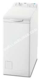 lave-linge FAURE Faure FWQ6412 machine à laver - chargement par le dessus - pose libre - blanc