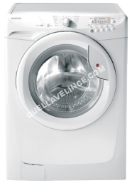 lave linge hublot hoover group vhd 12 machine laver. Black Bedroom Furniture Sets. Home Design Ideas