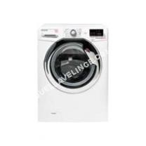 lave-linge HOOVER  Machine à laver séchante Dynamic Next WDXOC4 465AC/2-01 - Machine à laver séchante - pose libre - largeur : 60 cm - profondeur : 44 cm - charge