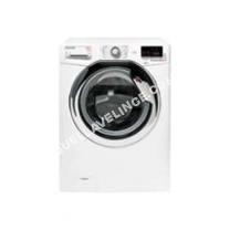 lave-linge HOOVER  Machine à laver séchante Dynamic Next WDXOC45 485AC-S - Machine à laver séchante - pose libre - largeur : 60 cm - profondeur : 52 cm - chargeme