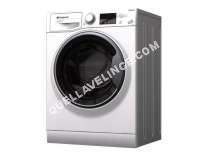 lave-linge HOTPOINT ARISTON RPG 45 JS FR  Machine à laver  pose libre  largeur : 5.5 cm  profondeur : 60.5 cm  hauteur : 85 cm  chargement frontal  62 litres   kg  1400 tours/min  blanc