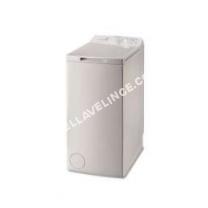 lave-linge INDESIT Lave Linge Top  Btwna61052fr 6kg