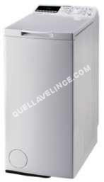 lave-linge INDESIT Lave-Linge Top 7kg Itwe71252w(Fr)