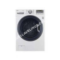 lave-linge LG Lave-linge Hublot F51K24WH, 15 Kg, 1100 T/min