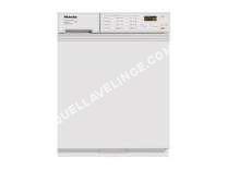 lave-linge MIELE Softtronic W 2839i WPM CHD BL  Machine à laver  pose libre  largeur : 9. cm  profondeur : 8 cm  hauteur : 8 cm  chargement frontal   kg  1600 tours/min  blanc lotus